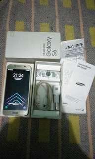 Samsung S6 Flat Gold EX Sein 4/32