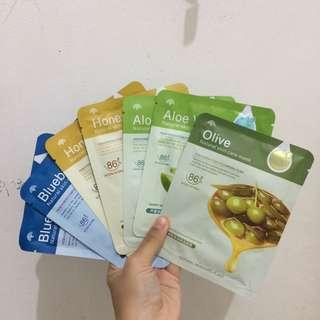[TAKE ALL]Nature Skin Care Mask
