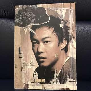 陈奕迅 LIVE FOR TODAY 首版 CD+VCD