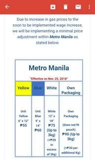 NEW FASTRACK RATES