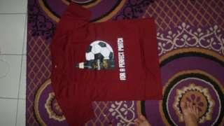T-shirt guinness bola L n all size
