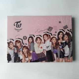 twice unsealed coaster lane 2 album