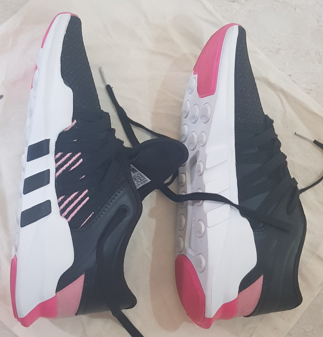 6488419d4b OFFER Adidas EQT ADV Racing Shoes PINK (Women s) US8