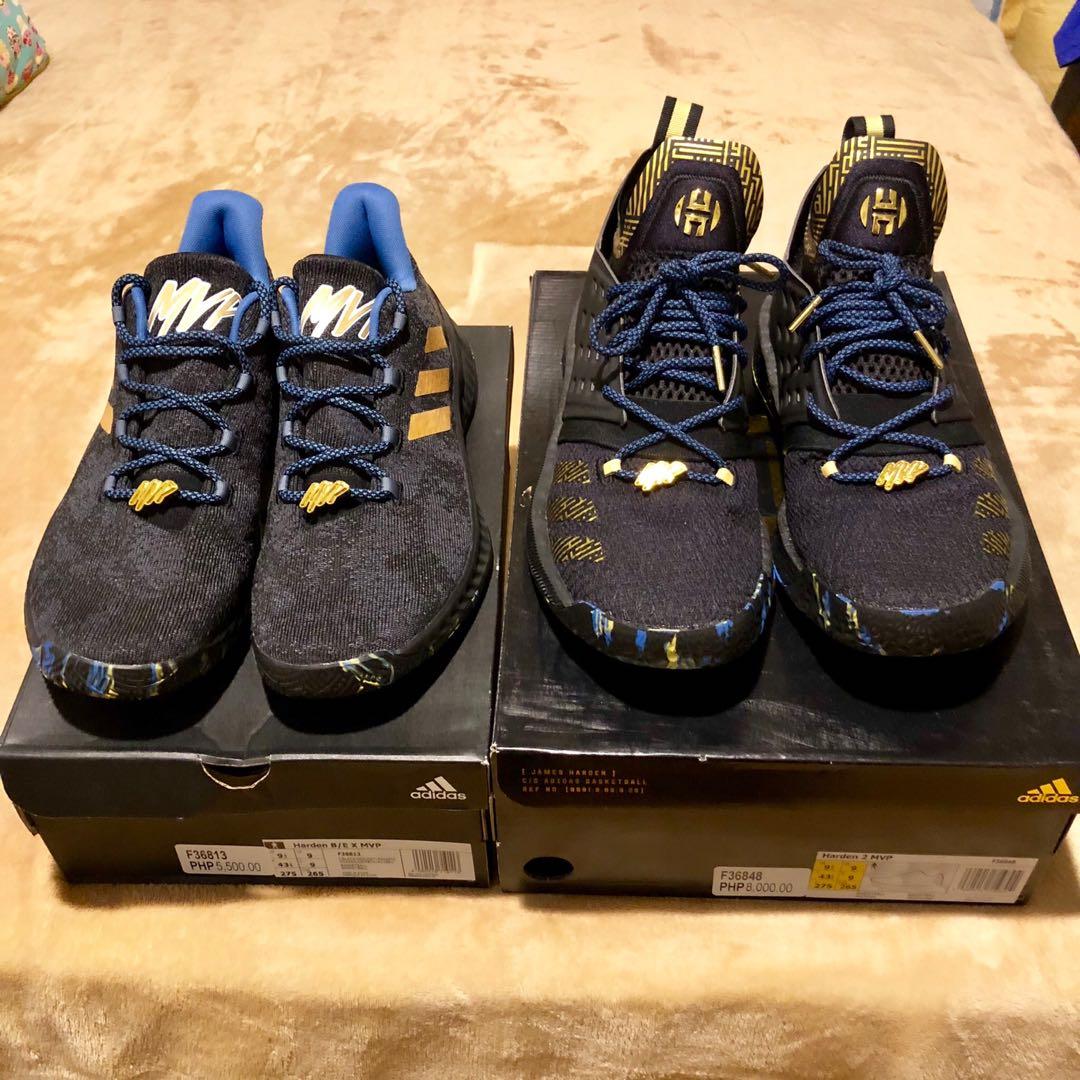 36dc12a68039 Adidas harden vol 2 and B e 2