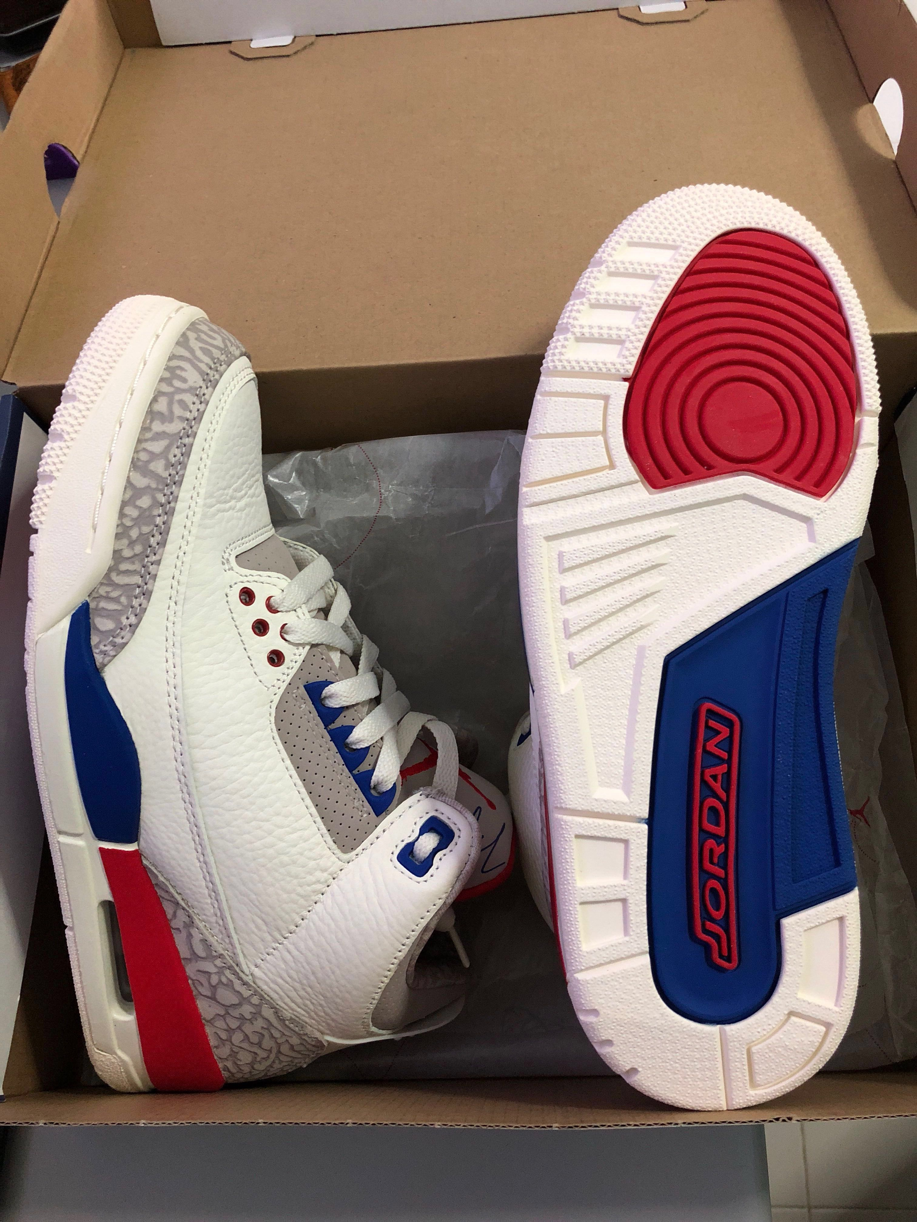 1468ff251bf98 Air Jordon 3 Retro, Men's Fashion, Footwear, Sneakers on Carousell
