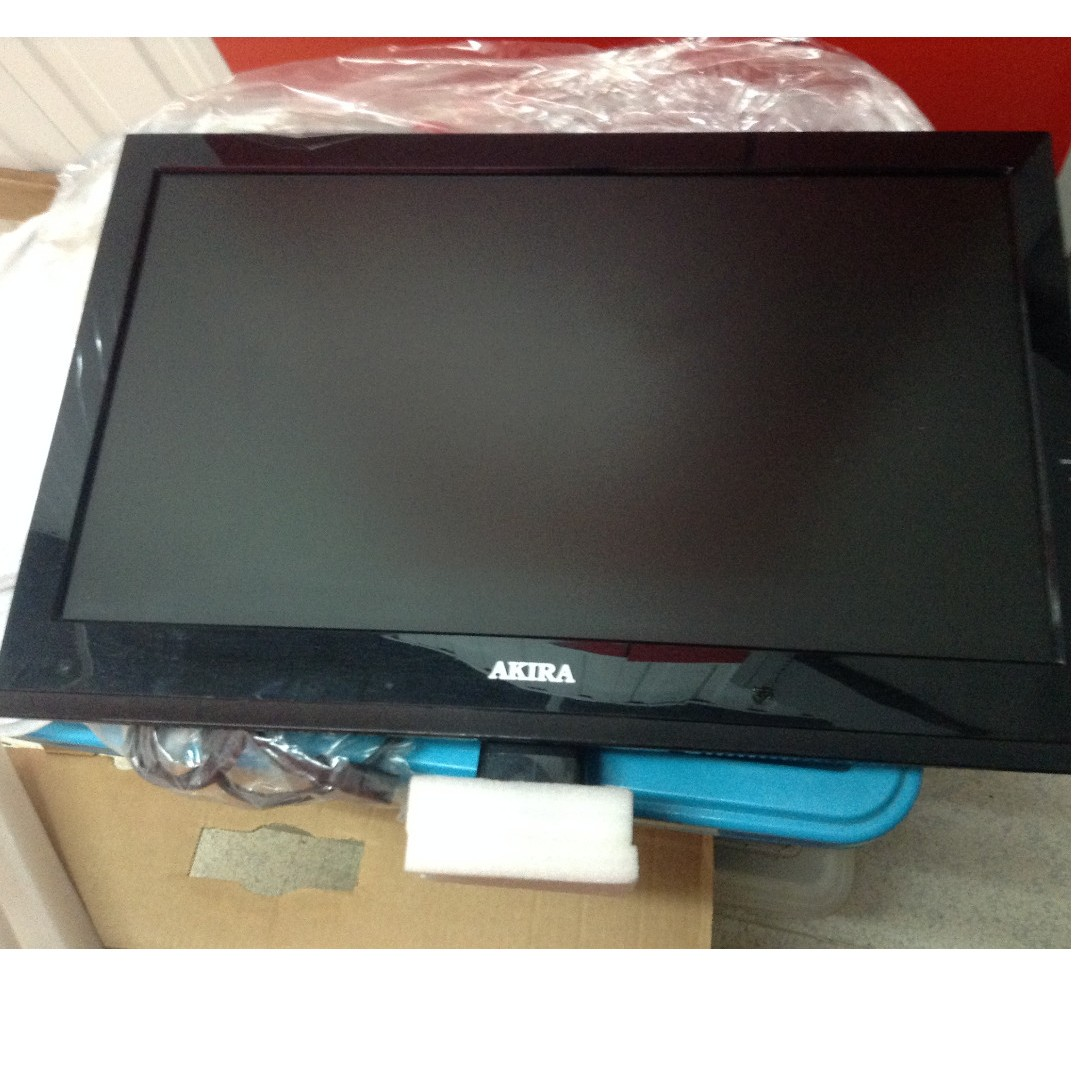 Akira 22 Tv With Built In Dvd Player Home Appliances Tvs