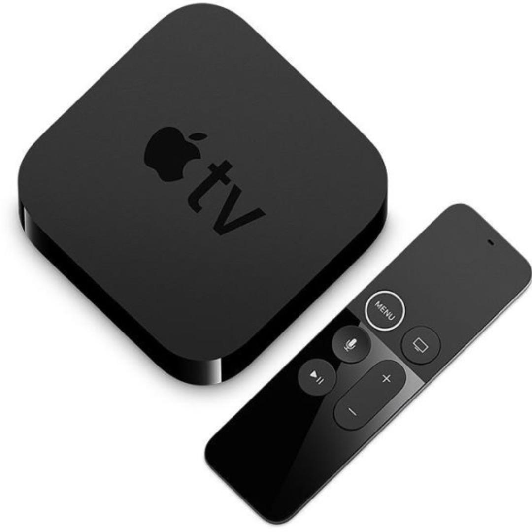Apple TV 32GB (4th Generation) for sale $200 (New)