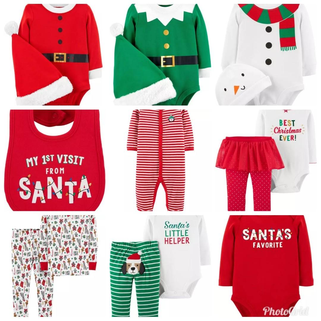 5783080c1 Final reductions!! Carters Xmas Outfits, Babies & Kids, Babies ...