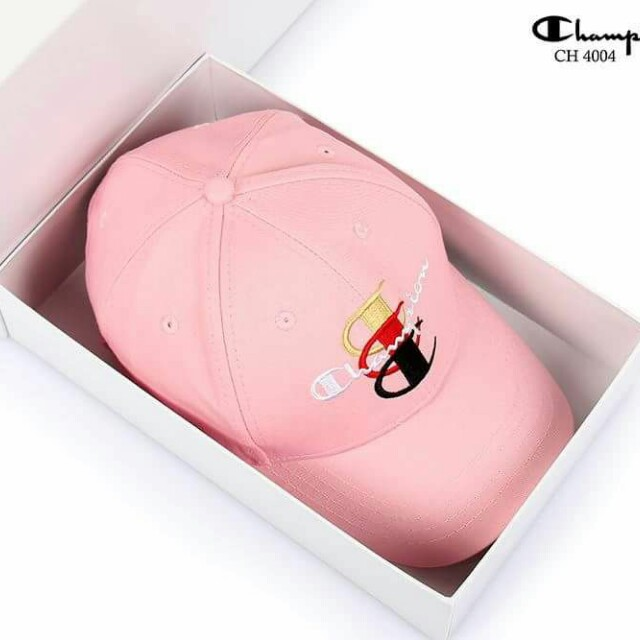 [CHAMPION HAT CAP UNISEX 4004] Topi Fashion Wanita Pria Impor Murah, Olshop Fashion, Olshop Wanita on Carousell