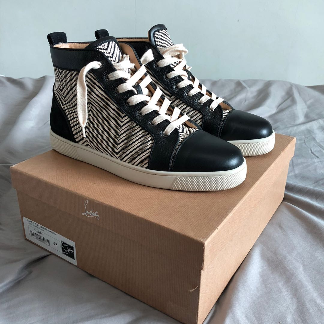 check out 8d28b 48499 Christian Louboutin Sneakers