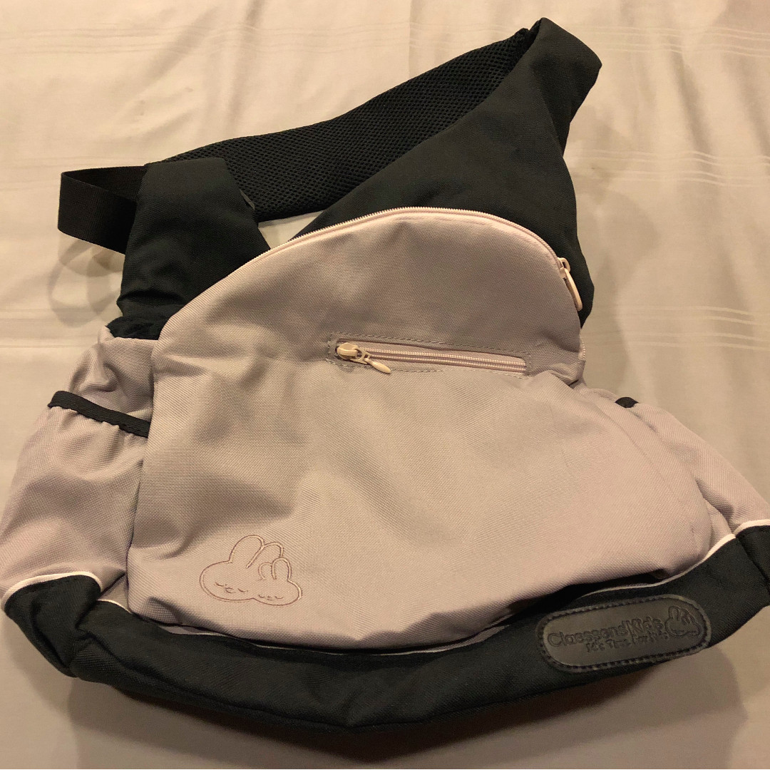 Claessens Kids 2-in-1 Diaper Bag and Baby Carrier 53d292232adfc