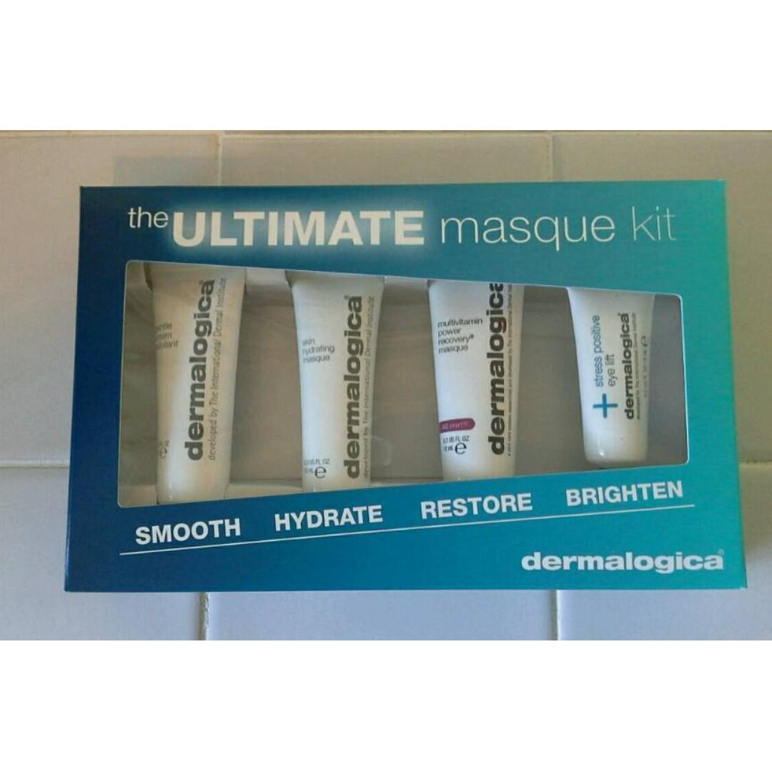 Dermalogica Ultimate Masque Kit TRAVEL SIZE [BRAND NEW & AUTHENTIC] PRICE IS FIRM, NO SWAPS