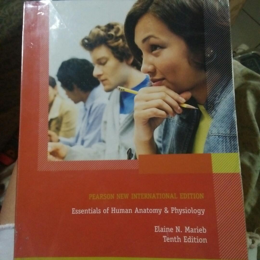 Essentials Of Human Anatomy And Physiology Elaine N Marieb 10th