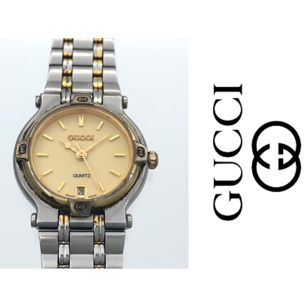 54ad0078ea5 GUCCI 9000L VINTAGE LADIES  WATCH