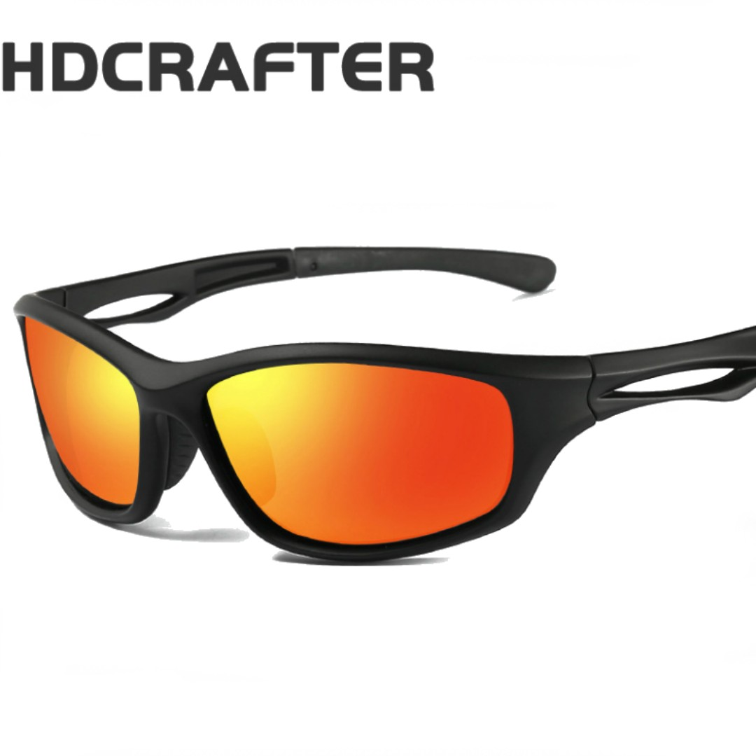 e61d48bf88b HDCrafter Eyewear Awesome Men s Sunglasses