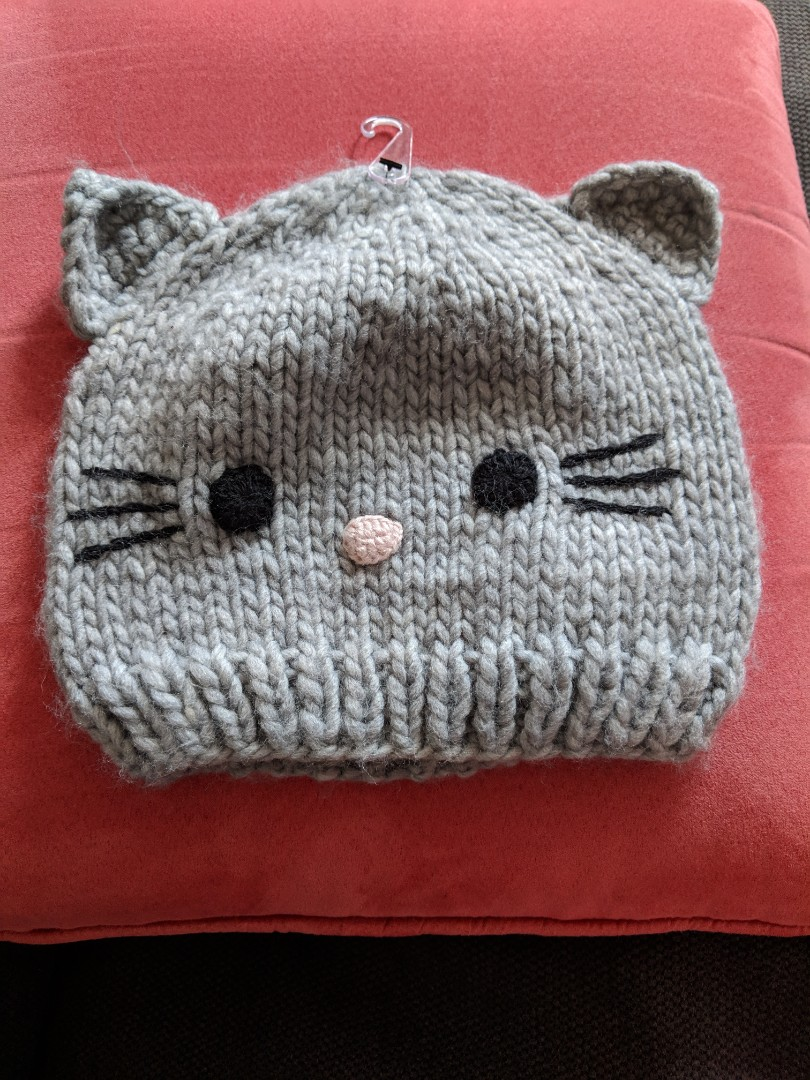 Hello Kitty Hat New Womens Fashion Accessories Caps Hats On