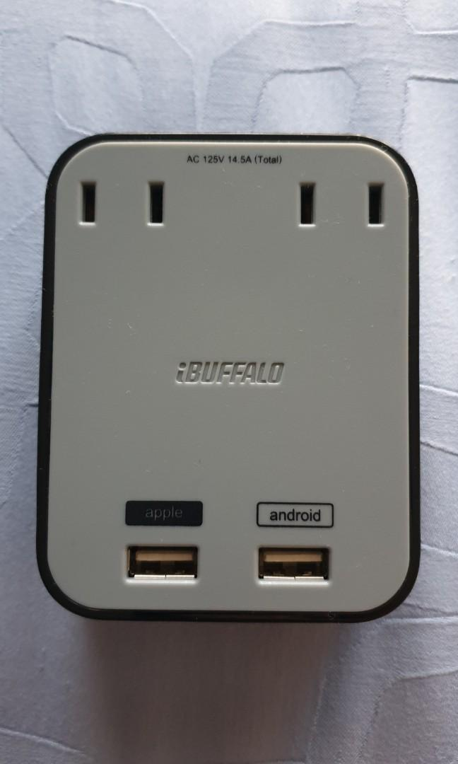 iBuffalo Adapter (Japan)