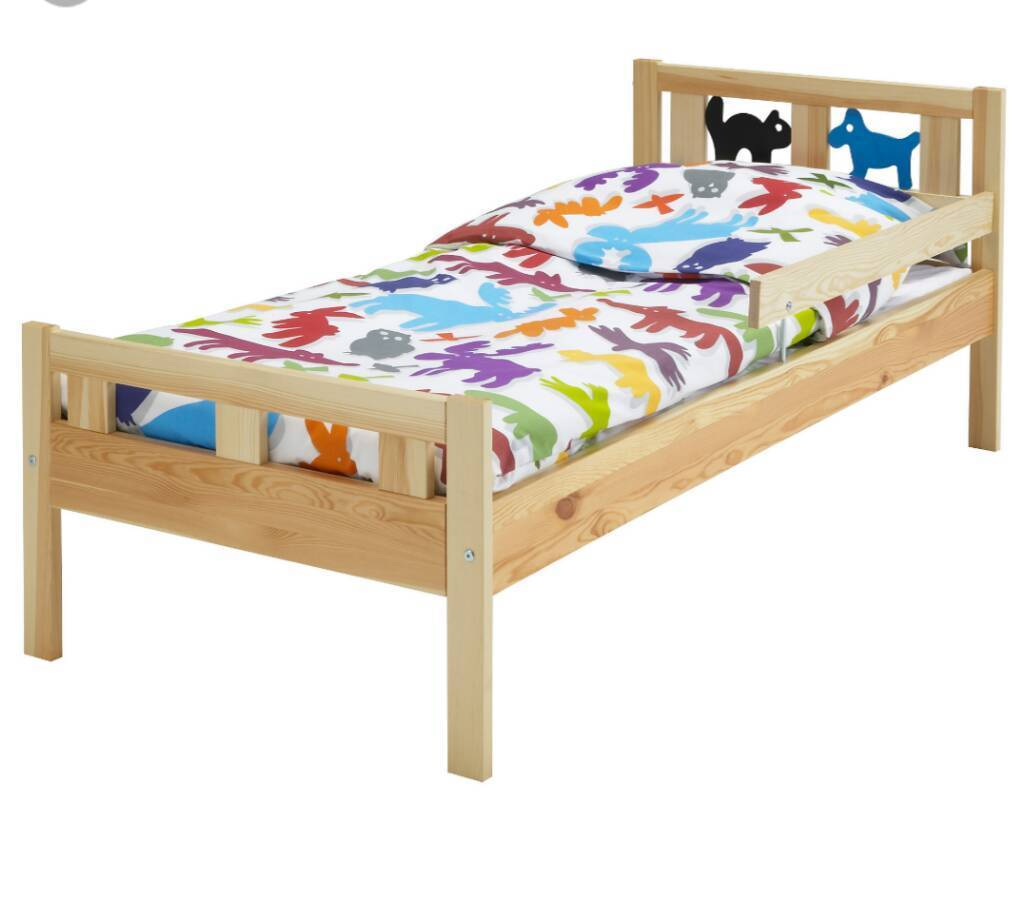 Ikea Kids Bed And Mattress Furniture Beds Mattresses On Carousell