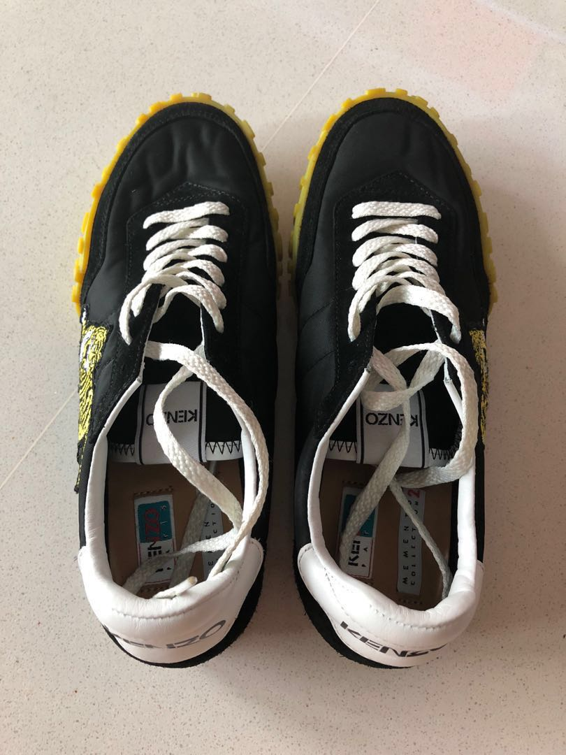 bcc9a8a7 Kenzo MOVE Sneaker, Women's Fashion, Shoes, Sneakers on Carousell