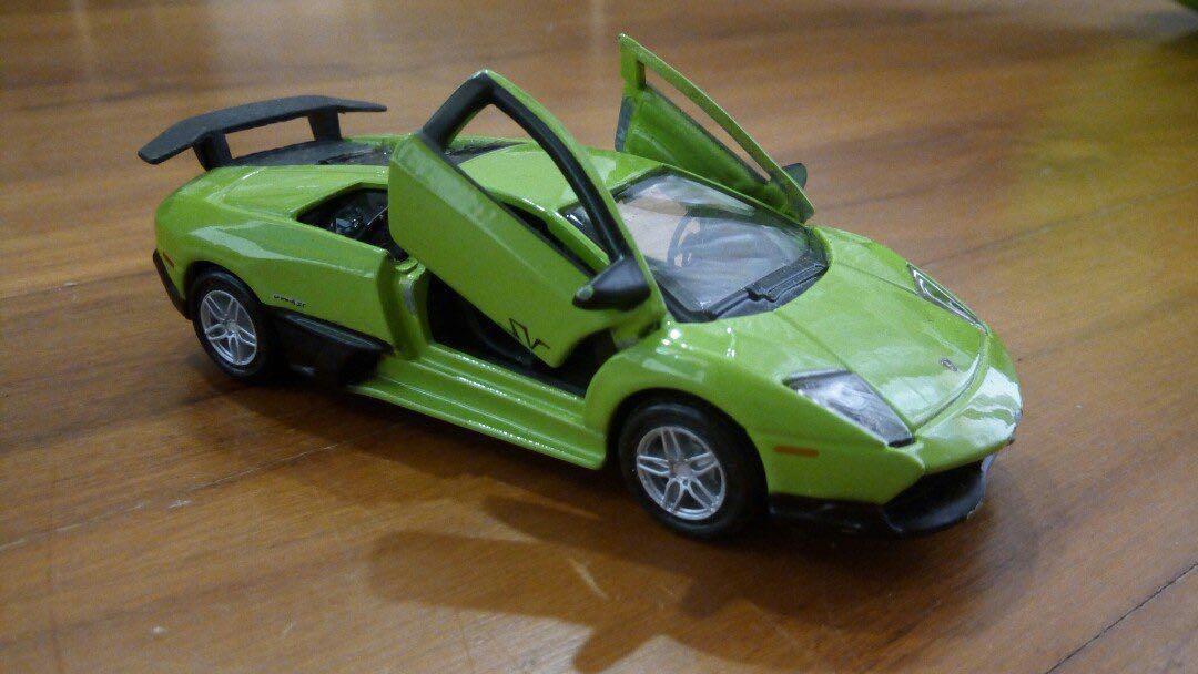 Lamborghini Murcielago Sv Toys Games Bricks Figurines On Carousell