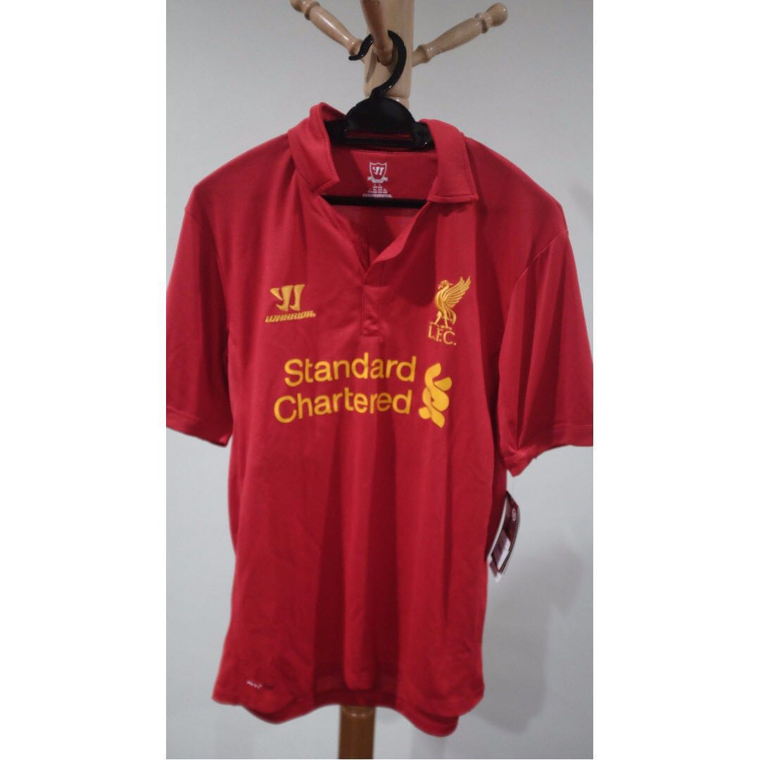 reputable site 0d290 0e7cf Liverpool Original Home Jersey + Gift Away Jersey