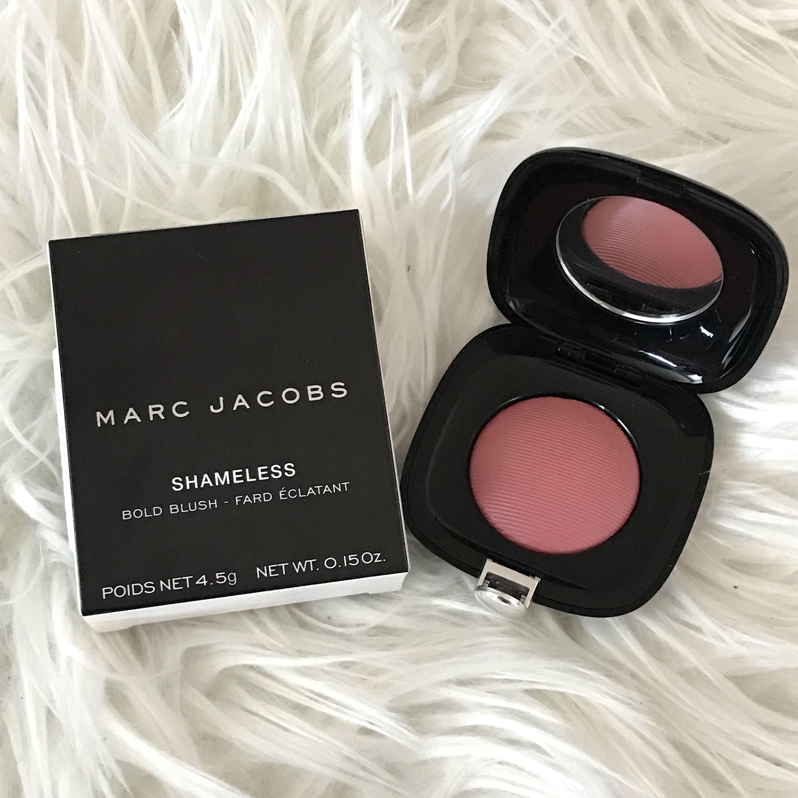 Marc Jacobs Shameless blush in Promiscuous