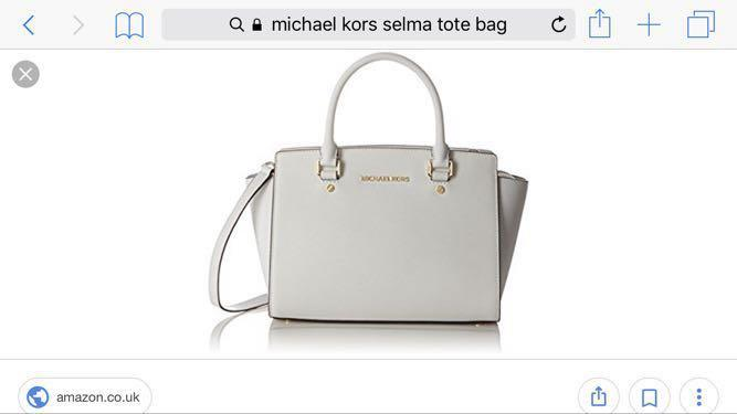 Micheal Kors Selma Tote Bag