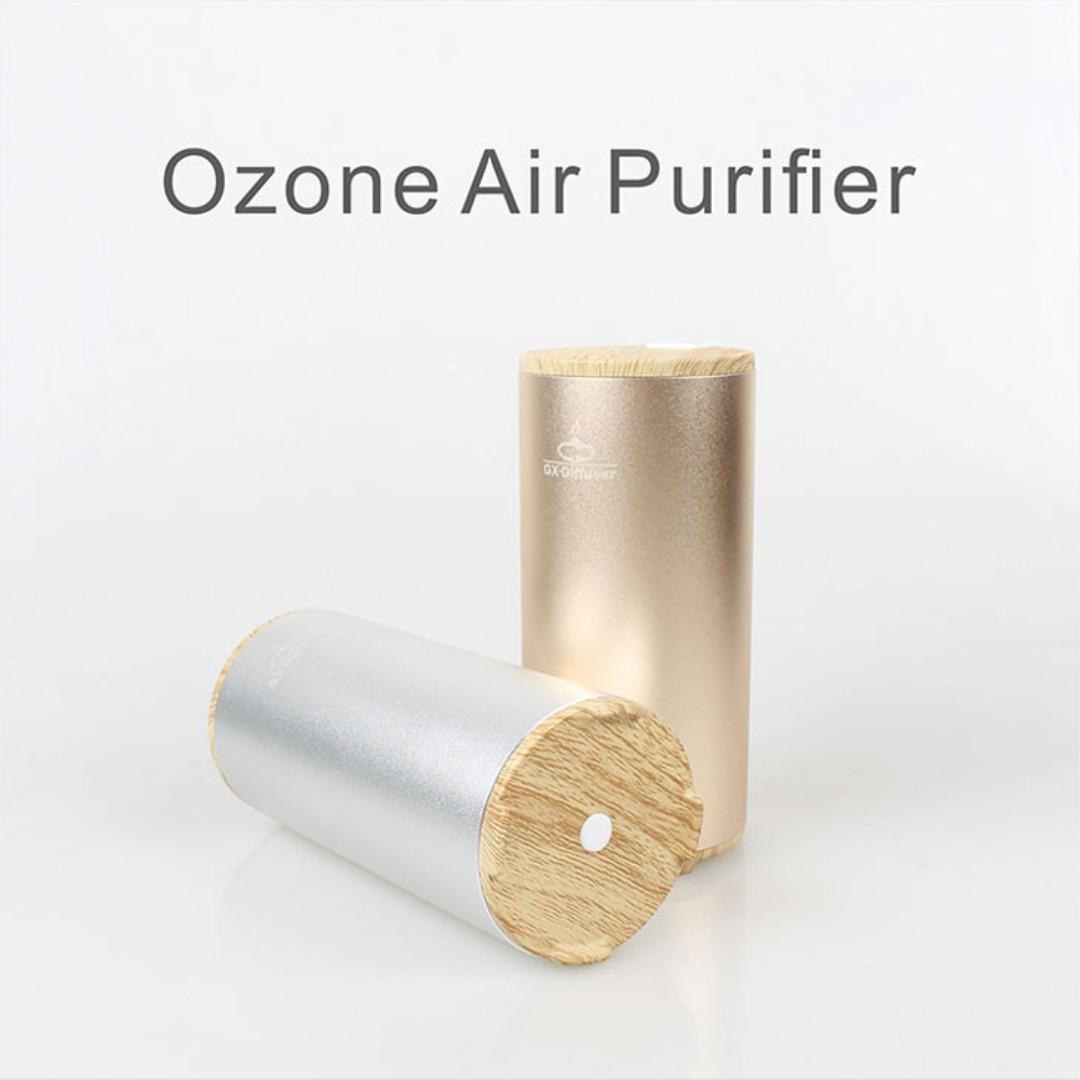 Mini Air Purifier Odour Mould Remover Ozone sterilization for shoe cabinet  wardrobe car