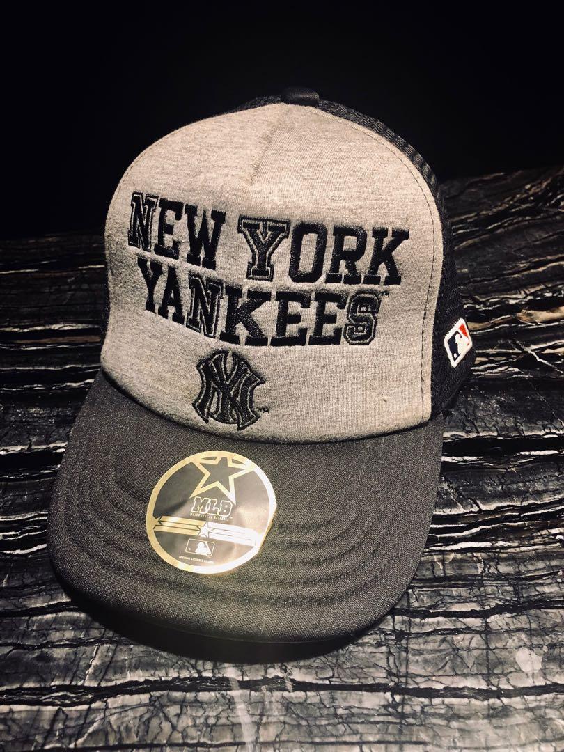 fe190aa082d MLB New York Yankees Snapback Cap