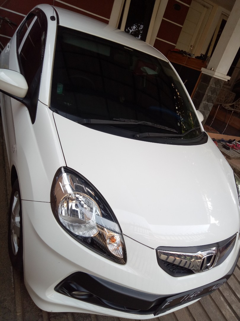 Mobil Brio Automatic White 2016 Cars For Sale On Carousell