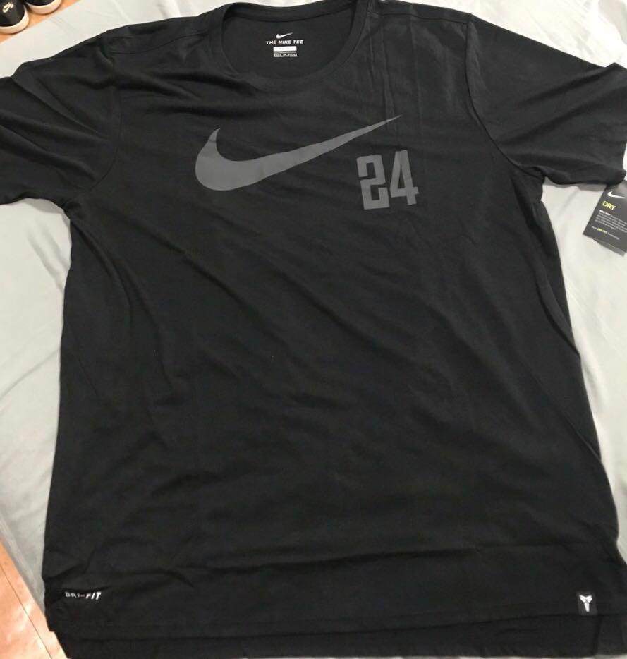 Nike Kobe 24 Dri-fit Tee size xxl 522cd9212