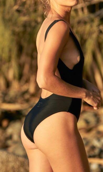 One piece bodysuit/swimsuit