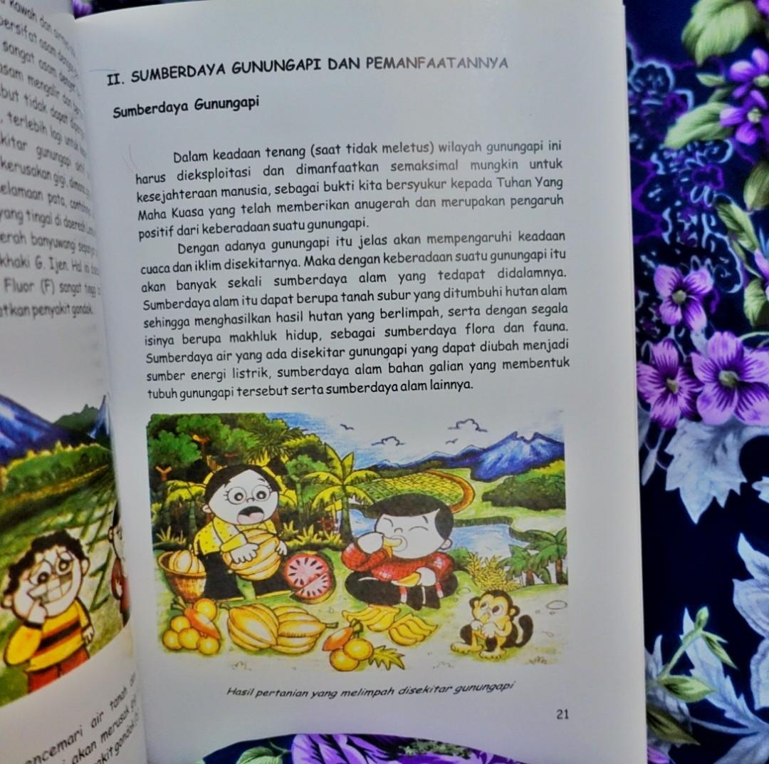 Pengetahuan Dasar Gunung Api Indonesia