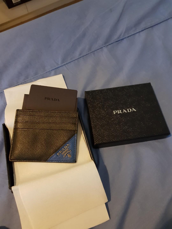 76d1b65e Prada Cardholder