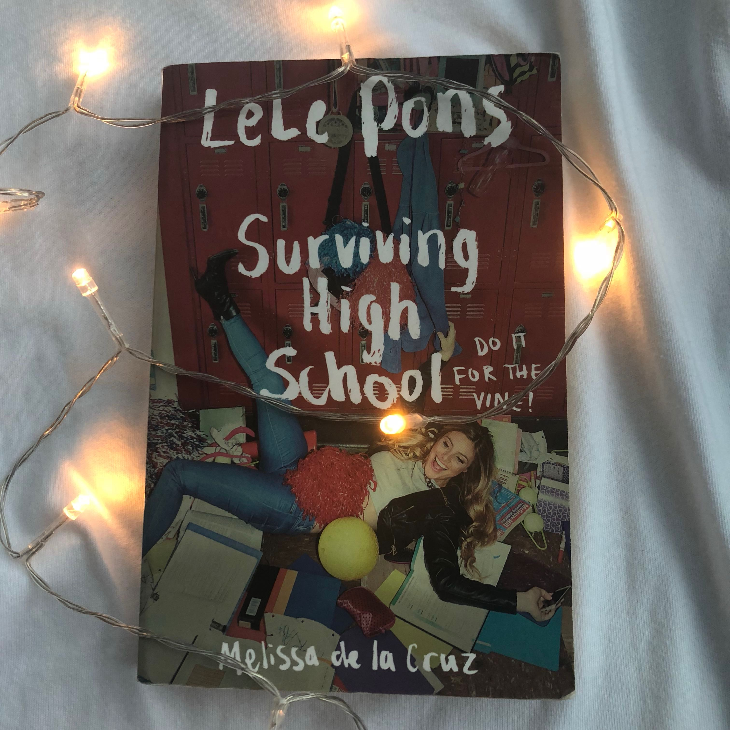 Surviving High School Lele Pons Books Stationery Fiction On