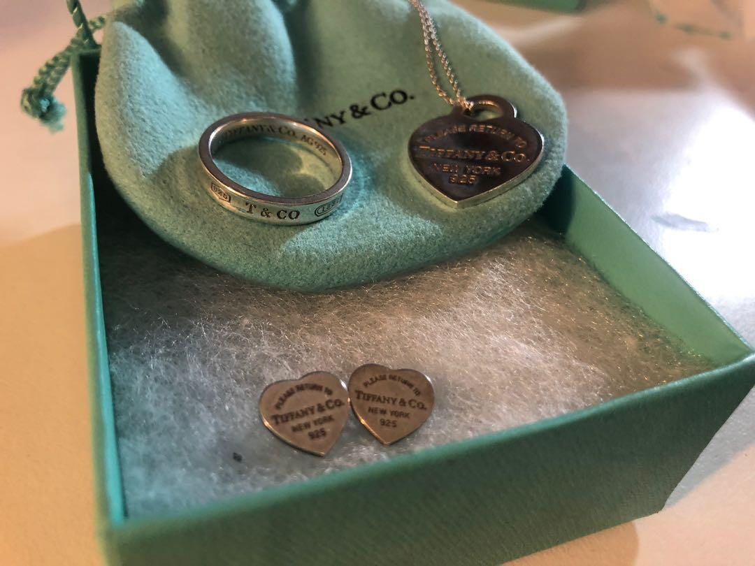 Tiffany & Co bundle