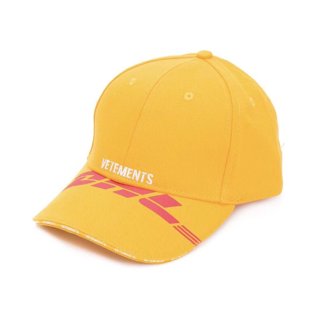 Vetements x DHL Baseball Cap c2beff32d47