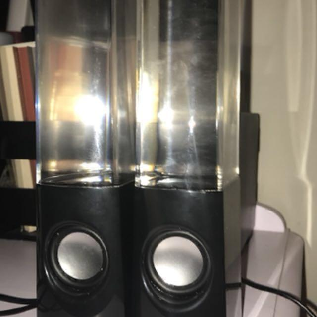 Water speaker