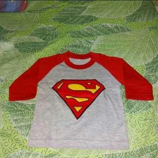 #Jualanibu Baju Superman