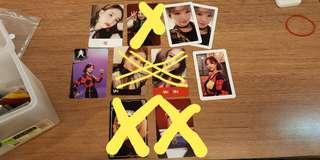 [Clearance wts] Twice Yes or Yes Photocards