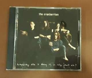 CD The Cranberries - Everybody Else Is Doing It,So Why Can't We? ( France Press )