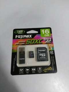 Fujimax Micro SD Card