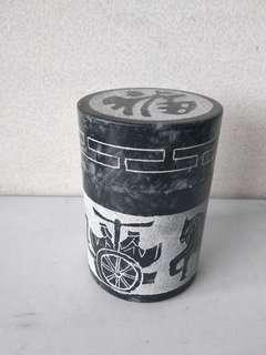 石雕盒(蓋有小小小小崩)