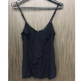 Forever 21 Ruffle Top Size S
