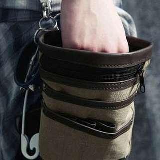 電話袋 腰袋 腰BAG  手機袋 銀包