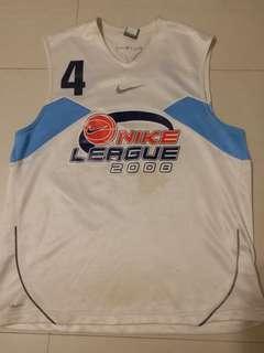 NIKE LEAGUE 2008 主場籃球波衫