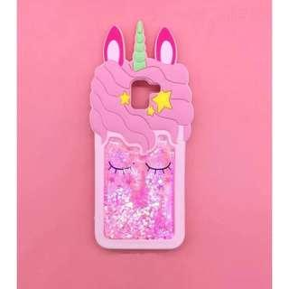 Unicorn 🦄 glitter case 😍