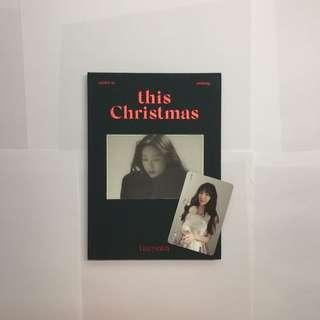 TAEYEON THIS CHRISTMAS ALBUM