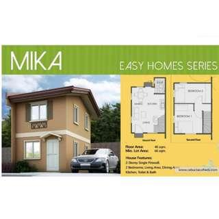 Camella Mika House and Lot for Sale