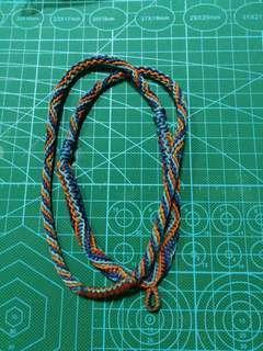 Wax rope